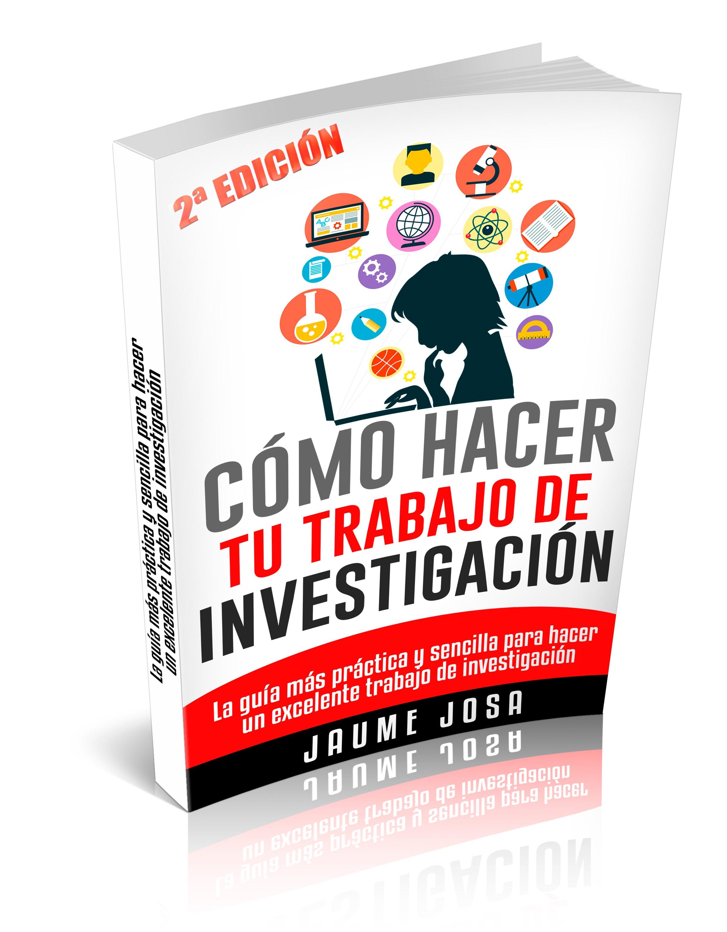 cmo hacer tu trabajo de investigacin 2 ed 3d